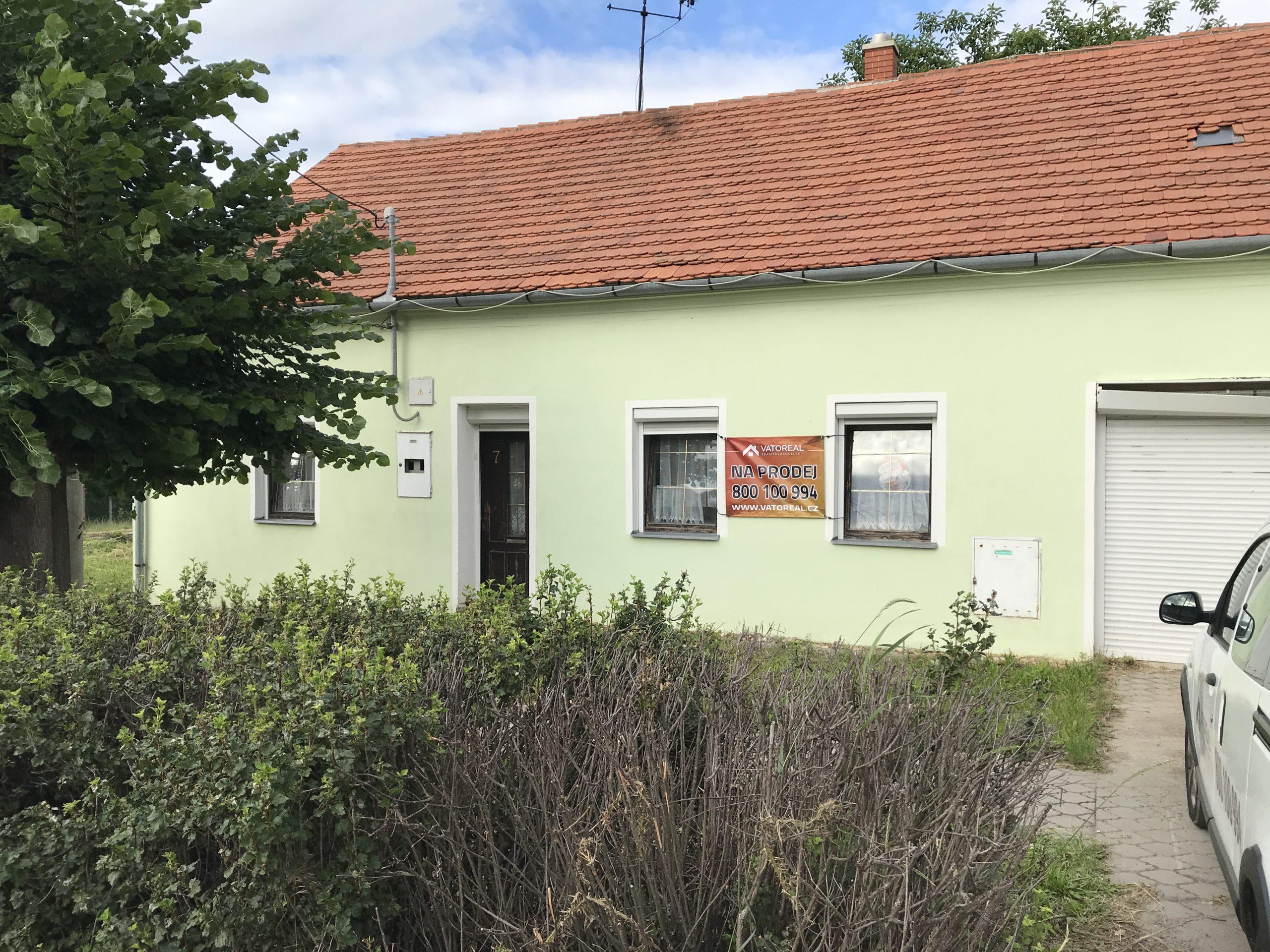 Rodinný dům Branišovice