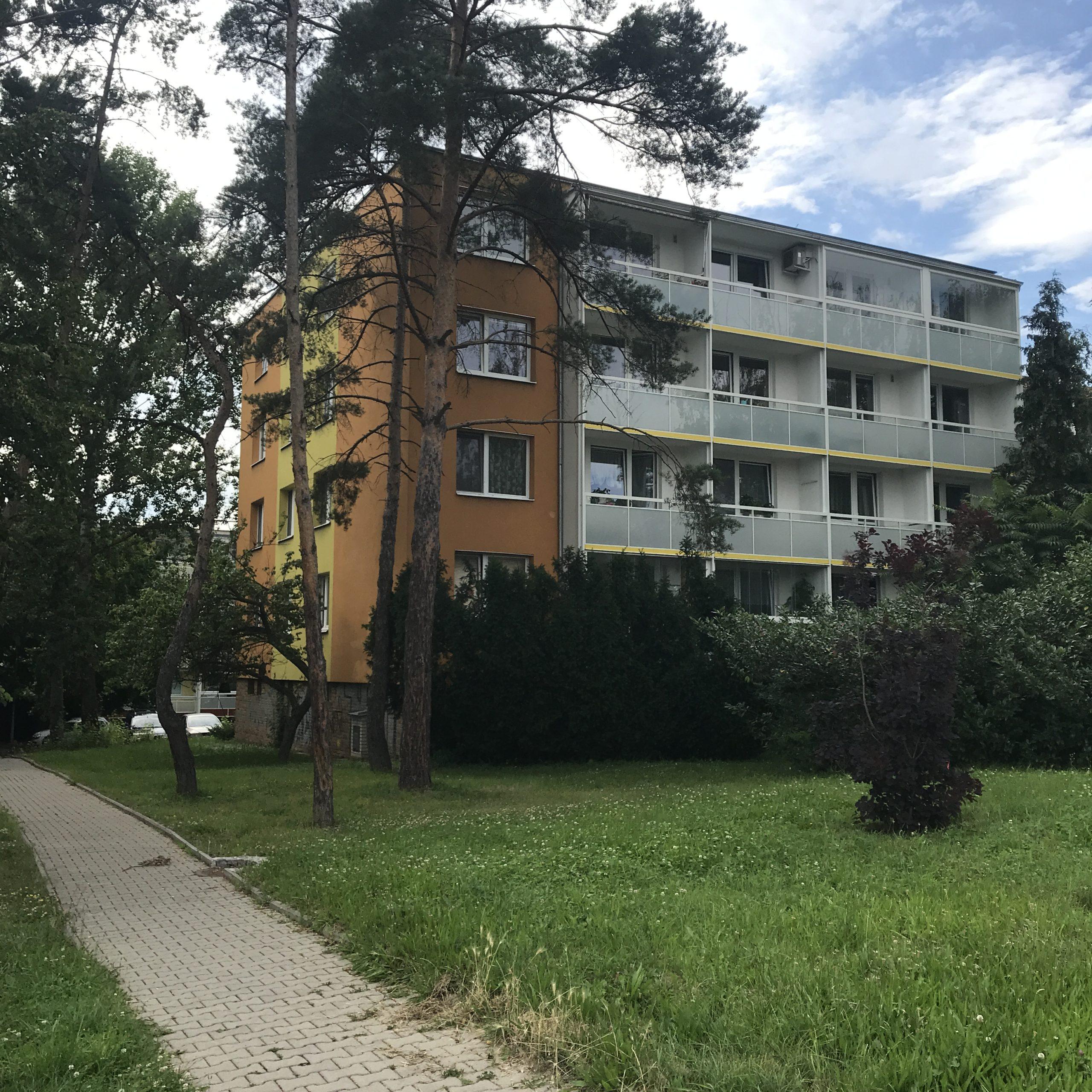 Byt 3+1 Brno Žabovřesky