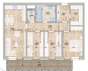 Domašov byt 12