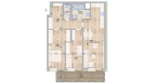 Domašov byt 7