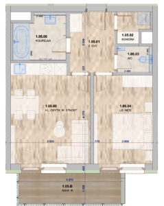 Domašov byt 9