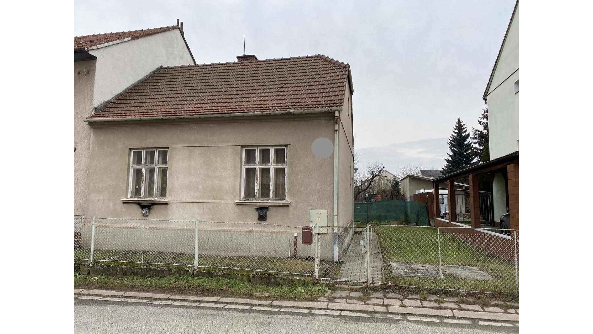 RD Kuřim na ulici Třebízského