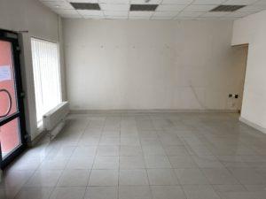 Obchodní prostory v Kuřimi